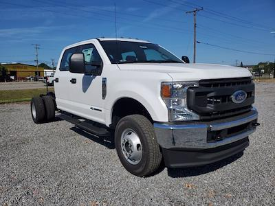 2021 Ford F-350 Crew Cab DRW 4x4, Cab Chassis #M2369 - photo 2