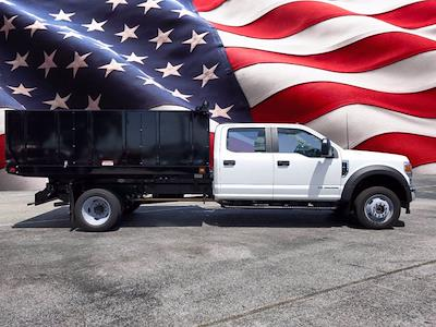 2021 Ford F-450 Crew Cab DRW 4x4, Cab Chassis #M2415 - photo 1