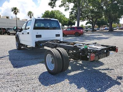 2021 Ford F-550 Crew Cab DRW 4x4, Cab Chassis #M2447 - photo 10
