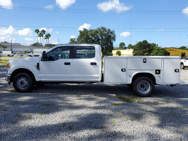 2021 Ford F-350 Crew Cab DRW 4x2, Cab Chassis #M2603 - photo 8