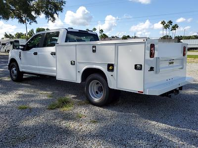 2021 Ford F-350 Crew Cab DRW 4x2, Cab Chassis #M2603 - photo 9