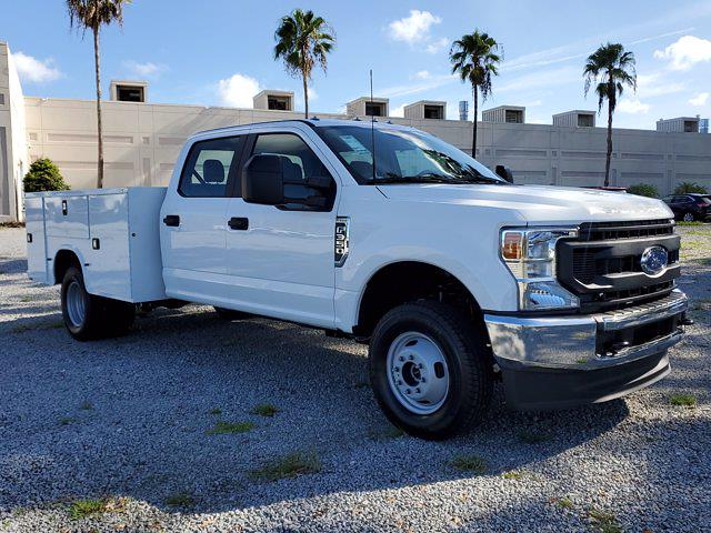 2021 Ford F-350 Crew Cab DRW 4x4, Cab Chassis #M2688 - photo 4