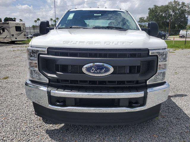 2021 Ford F-350 Crew Cab DRW 4x4, Cab Chassis #M2688 - photo 8