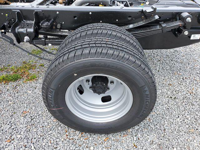 2021 Ford F-350 Crew Cab DRW 4x4, Cab Chassis #M2708 - photo 8