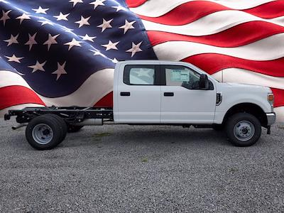 2021 Ford F-350 Crew Cab DRW 4x4, Cab Chassis #M2708 - photo 1