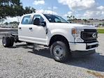2021 Ford F-350 Crew Cab DRW 4x4, Cab Chassis #M2725 - photo 2