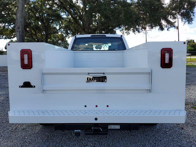 2021 Ford F-350 Crew Cab DRW 4x4, Cab Chassis #M2734 - photo 10