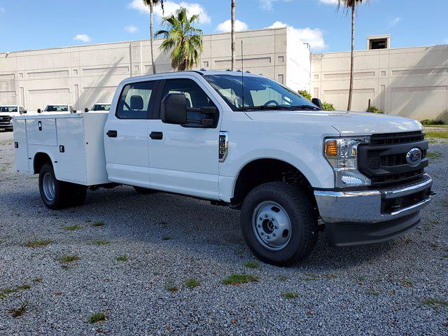 2021 Ford F-350 Crew Cab DRW 4x4, Cab Chassis #M2734 - photo 2