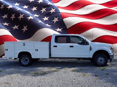 2021 Ford F-350 Crew Cab DRW 4x4, Cab Chassis #M2734 - photo 1