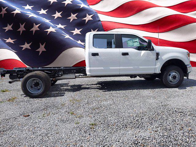 2021 Ford F-350 Crew Cab DRW 4x4, Cab Chassis #M2735 - photo 1