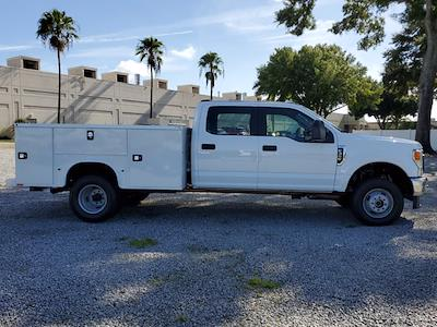 2021 Ford F-350 Crew Cab DRW 4x4, Cab Chassis #M2739 - photo 3