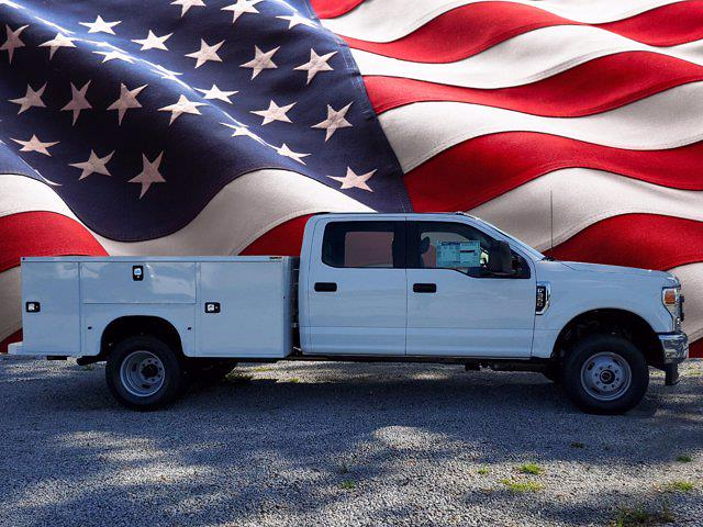 2021 Ford F-350 Crew Cab DRW 4x4, Cab Chassis #M2763 - photo 1