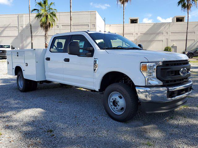 2021 Ford F-350 Crew Cab DRW 4x4, Cab Chassis #M2763 - photo 2