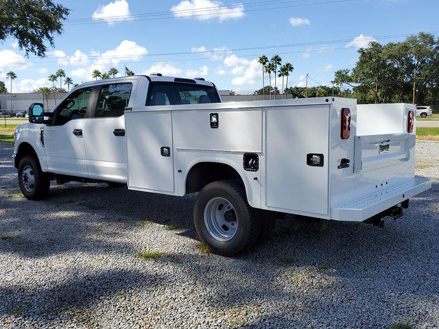 2021 Ford F-350 Crew Cab DRW 4x4, Cab Chassis #M2763 - photo 9