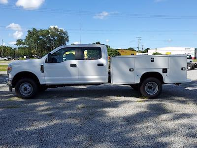 2021 Ford F-350 Crew Cab DRW 4x4, Cab Chassis #M2763 - photo 8