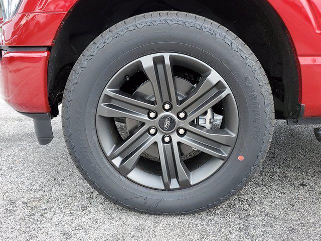 2021 Ford F-150 SuperCrew Cab 4x4, Pickup #M2797 - photo 7