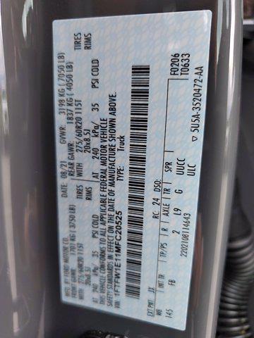 2021 F-150 SuperCrew Cab 4x4,  Pickup #M3212 - photo 24