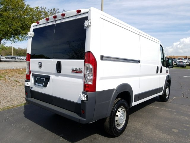2017 ProMaster 1500 Low Roof, Cargo Van #R8859 - photo 4