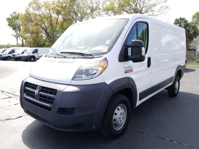 2017 ProMaster 1500 Low Roof, Cargo Van #R8859 - photo 6