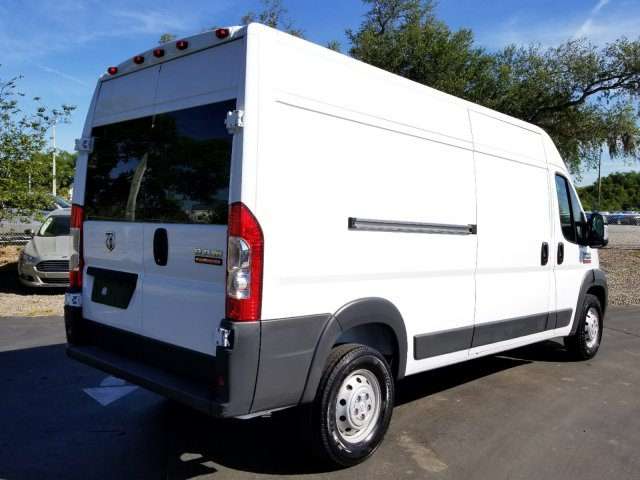 2017 ProMaster 2500 High Roof, Cargo Van #R8883 - photo 4