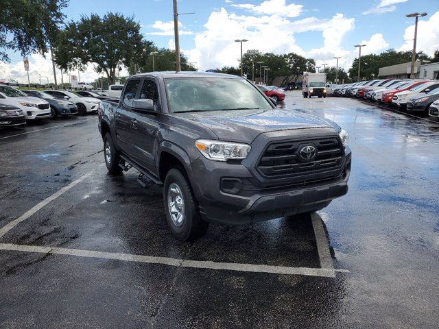 2019 Toyota Tacoma Double Cab RWD, Pickup #SL4255A - photo 1