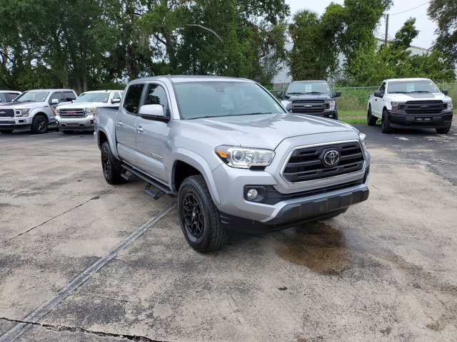 2019 Toyota Tacoma Double Cab RWD, Pickup #SL4393A - photo 1
