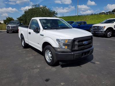 2017 Ford F-150 Regular Cab RWD, Pickup #SL4458A - photo 2