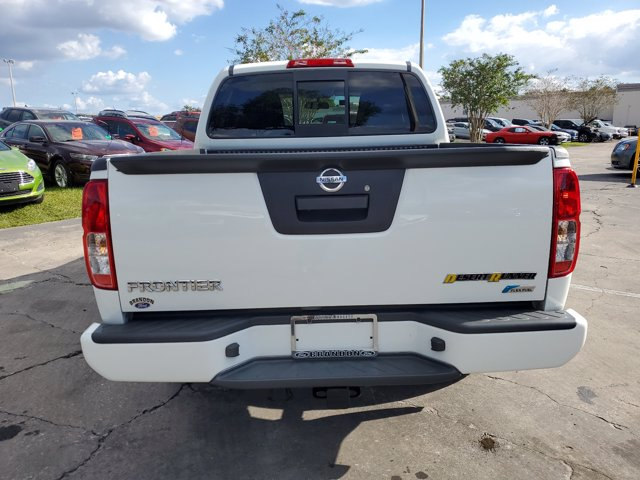 2019 Nissan Frontier Crew Cab 4x2, Pickup #SL4695A - photo 10