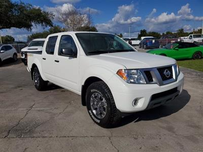 2019 Nissan Frontier Crew Cab 4x2, Pickup #SL4695A - photo 2