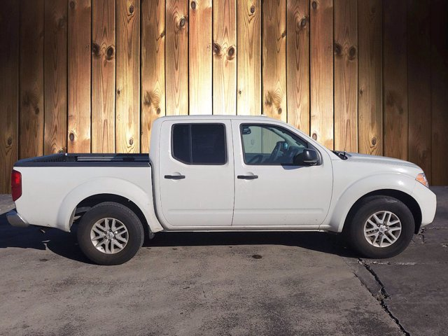 2018 Nissan Frontier Crew Cab 4x2, Pickup #SL4736A - photo 1