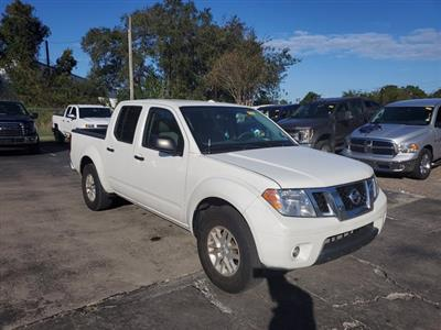 2018 Nissan Frontier Crew Cab 4x2, Pickup #SL4736A - photo 2