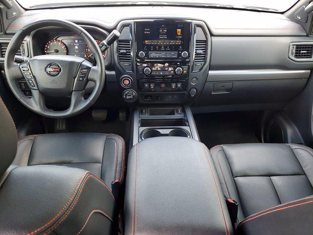 2020 Nissan Titan Crew Cab 4x4, Pickup #SL4771A - photo 14