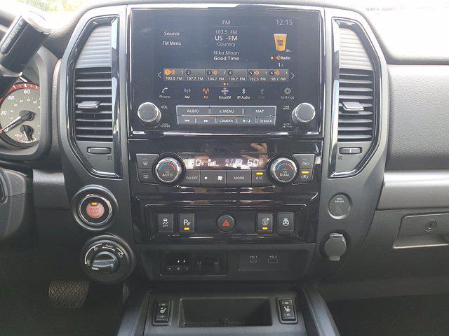2020 Nissan Titan Crew Cab 4x4, Pickup #SL4771A - photo 17