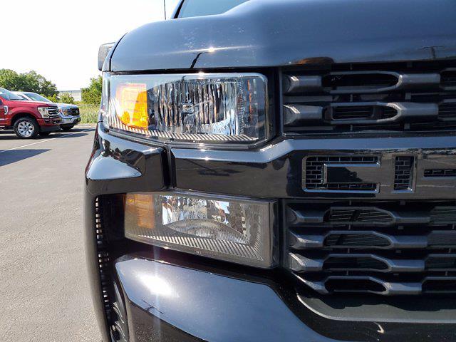 2020 Chevrolet Silverado 1500 Crew Cab 4x4, Pickup #SL4968A - photo 4