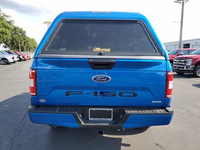 2019 Ford F-150 Super Cab 4x2, Pickup #SL5453A - photo 10