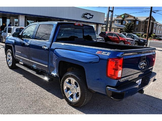 2017 Silverado 1500 Crew Cab 4x4 Pickup #C17182 - photo 2