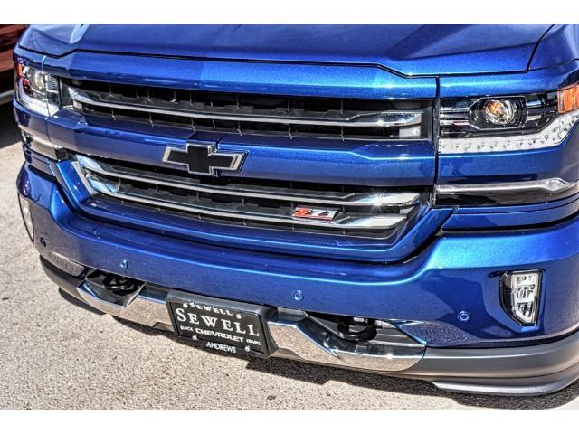 2017 Silverado 1500 Crew Cab 4x4 Pickup #C17182 - photo 14