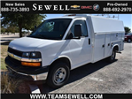 2017 Express 3500 Service Utility Van #C17474 - photo 1