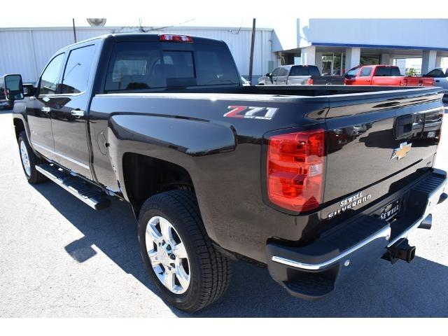 2018 Silverado 2500 Crew Cab 4x4 Pickup #C18080 - photo 2