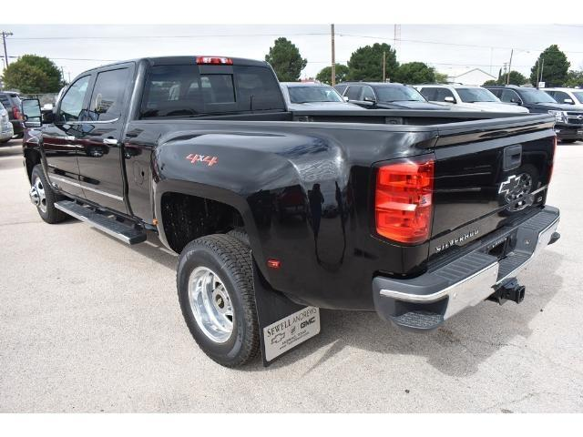 2018 Silverado 3500 Crew Cab 4x4 Pickup #C18086 - photo 2