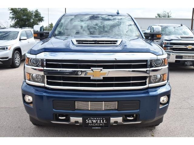 2018 Silverado 2500 Crew Cab 4x4 Pickup #C18087 - photo 19