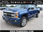 2018 Silverado 2500 Crew Cab 4x4 Pickup #C18087 - photo 1