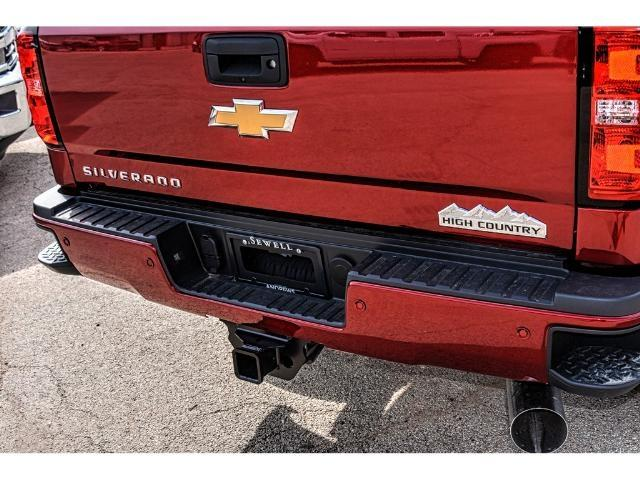 2018 Silverado 2500 Crew Cab 4x4 Pickup #C18090 - photo 14