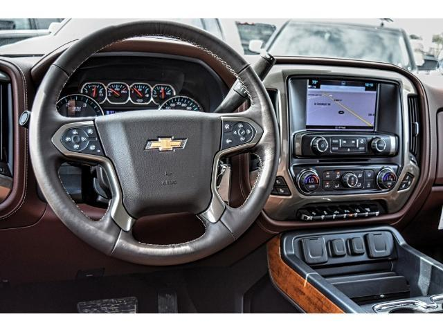 2018 Silverado 2500 Crew Cab 4x4 Pickup #C18090 - photo 16