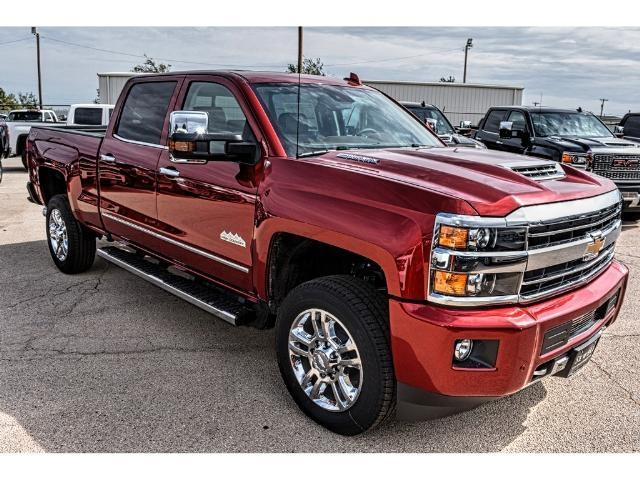 2018 Silverado 2500 Crew Cab 4x4 Pickup #C18090 - photo 5