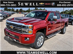 2018 Silverado 2500 Crew Cab 4x4 Pickup #C18090 - photo 1
