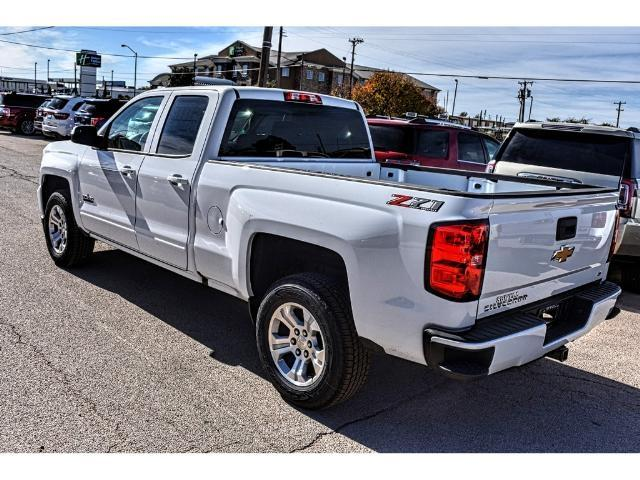 2018 Silverado 1500 Extended Cab 4x4 Pickup #C18171 - photo 2