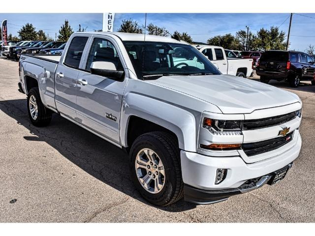 2018 Silverado 1500 Extended Cab 4x4 Pickup #C18171 - photo 5
