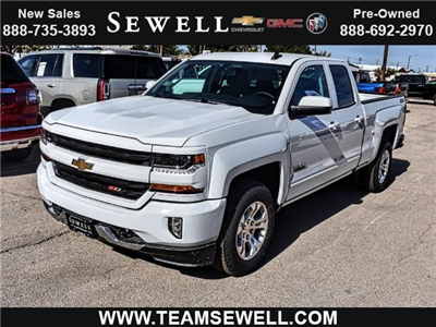 2018 Silverado 1500 Extended Cab 4x4 Pickup #C18171 - photo 1