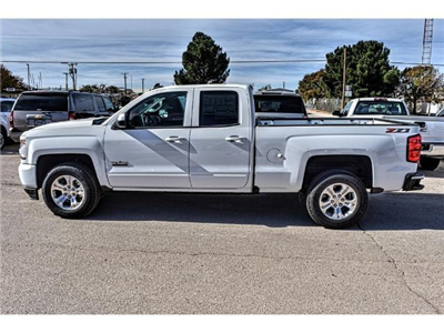 2018 Silverado 1500 Extended Cab 4x4 Pickup #C18171 - photo 3